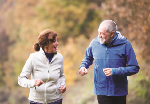 Osteoarthritis and Running